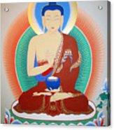 Buddha Kashyapa Acrylic Print