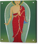 Buddha Shakyamuni Acrylic Print