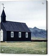 Budir - Iceland Acrylic Print
