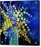 Bunch 0140 Acrylic Print