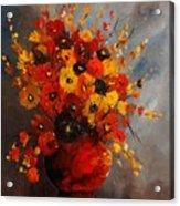 Bunch 0708 Acrylic Print