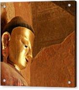 Burmese Buddha Acrylic Print
