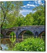 Burnside Bridge, Antietam Acrylic Print