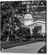 California State Capital Acrylic Print