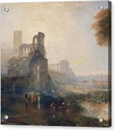 Caligula's Palace And Bridge Acrylic Print