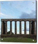 Calton Hill - Edinburgh Acrylic Print