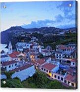 Camara De Lobos, Madeira Acrylic Print