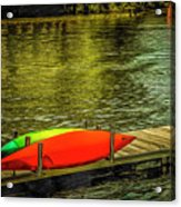 Canal De Lachine Acrylic Print