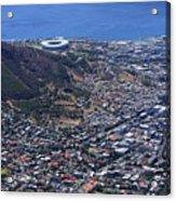Cape Town South Africa Acrylic Print