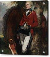 Captain George K. H. Coussmaker Acrylic Print