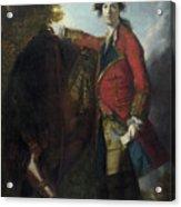 Captain Robert Orme Acrylic Print
