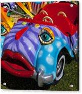 Car Ride Acrylic Print