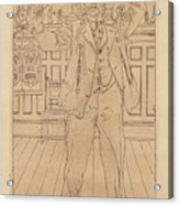 Carl Larsson Acrylic Print