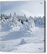 Carter Dome - White Mountains New Hampshire Usa Acrylic Print