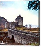 Castle Eilean Scotland Acrylic Print