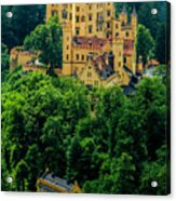 Castle Hohenschwangau Acrylic Print