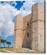 Castle In The Sky Acrylic Print