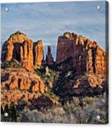 Cathedral Rock, Sedona - 2 Acrylic Print