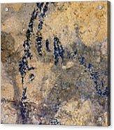 Cave Art: Ibex Acrylic Print