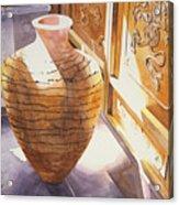 Celestial Hall Pottery II Acrylic Print