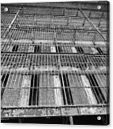 Cell Block Acrylic Print