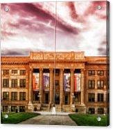 Central High School - Pueblo Colorado Acrylic Print