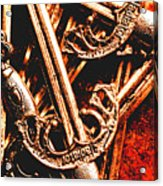 Centurion Of Battle Acrylic Print