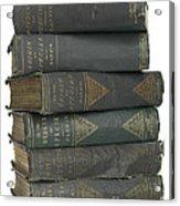 Charles Darwins The Origin Of Species Acrylic Print