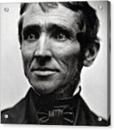 Charles Goodyear, American Inventor Acrylic Print