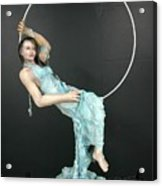 Charles Hall - Creative Arts Program - New Moon Acrylic Print