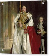 Charles Stewart Sixth Marquess Of Londonderry Acrylic Print