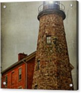 Charlotte Genesee Lighthouse Acrylic Print