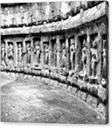 Chausath Yogini Temple Acrylic Print