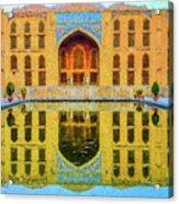 Chelel Sotun Palace Acrylic Print