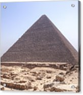 Cheops Pyramid - Egypt Acrylic Print