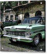 Chevrolet El Camino Acrylic Print