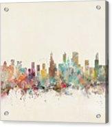 Chicago City Acrylic Print