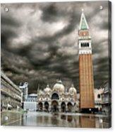 Chieso San Marco Acrylic Print