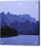China, Guilin Acrylic Print
