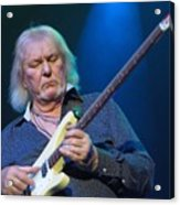 Chris Squire - Yes Acrylic Print
