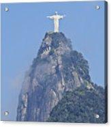 Christ The Redeemer, Rio De Janeiro Acrylic Print