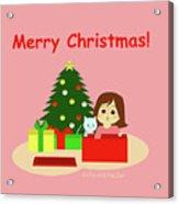 Christmas #1 Acrylic Print