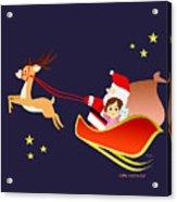 Christmas #3 Acrylic Print