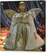 Christmas-angel Acrylic Print