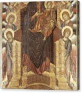 Cimabue: Madonna Acrylic Print