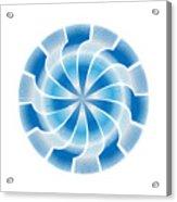Circle Study No. 312 Acrylic Print