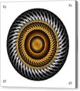 Circle Study No. 318 Acrylic Print