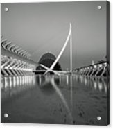 City Of Arts And Sciences Acrylic Print