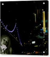 City Of Dreams 2 Acrylic Print