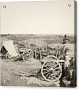 Civil War: Atlanta, 1864 Acrylic Print